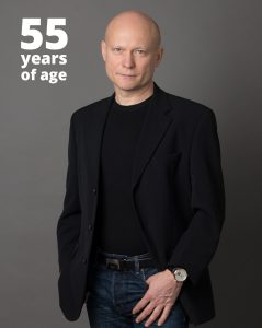 MMHealth Founder Michael Admiralsky at 50