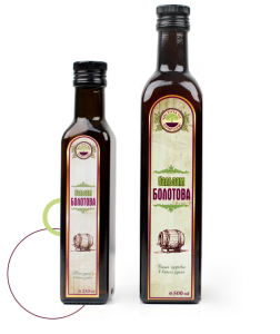 Bolotov's balsam small and large bottles